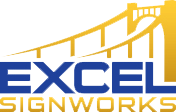 Excel Signworks, Pittsburgh Sign Company Logo